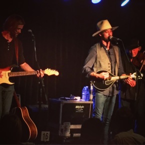 LIVE REVIEW: Ryan Bingham, Little Georgia @ The Basement, Sydney (23/04/16)