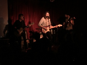 LIVE REVIEW: Rambin' Nights: Adam Young, James Thomson, Amber Rae Slade & The Mighty Big Noise @ Django Bar, Sydney (11/06/16)