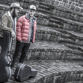 TOUR NEWS: Mitch Power & Tom Dockray Hit The Road