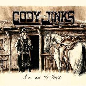 ALBUM REVIEW: Cody Jinks – I'm Not The Devil