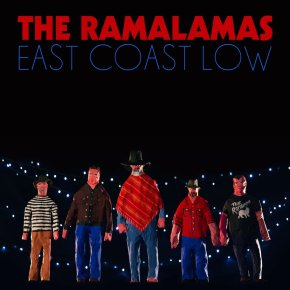ALBUM REVIEW: The Ramalamas – East Coast Low
