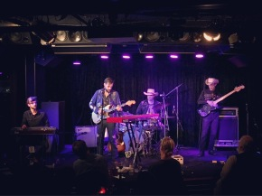 LIVE REVIEW: Robert Ellis + Joe Pug + Joshua Hedley @ The Basement, Sydney (18/10/16)