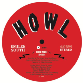 NEW MUSIC PREMIERE: Emilee South – Howl