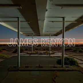 ALBUM REVIEW: James Kenyon – Imagine You Are Driving