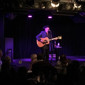 LIVE REVIEW: Kinky Friedman @ The Basement, Sydney (20/10/16)