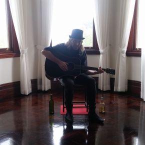 PREMIERE: Steve Wernick Band – Keep On WearingBlack