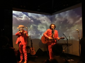 LIVE REVIEW: Henry Wagons, Jonny Fritz, Ruby Boots @ Newtown Social Club, 14/04/17