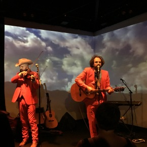 LIVE REVIEW: Henry Wagons, Jonny Fritz, Ruby Boots @ Newtown Social Club,14/04/17