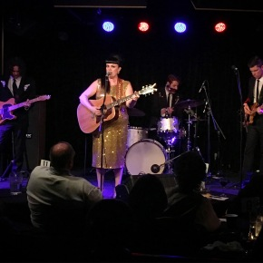 LIVE REVIEW: Tami Neilson @ The Basement