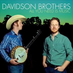 ALBUM REVIEW: Davidson Brothers – All You Need Is Music