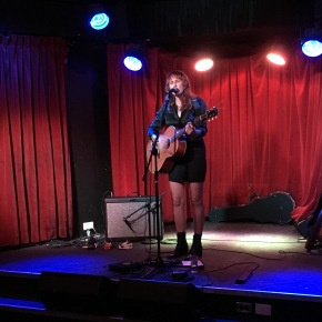 LIVE REVIEW: Ruby Boots @ Brighton Up Bar,Sydney