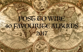 40 FAVOURITE ALBUMS OF 2017