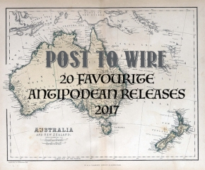 20 Favourite Antipodean Releases of 2017