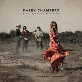 NEWS: Kasey Chambers Announces New Album 'Campfire'