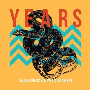 ALBUM REVIEW: Sarah Shook & The Disarmers –Years