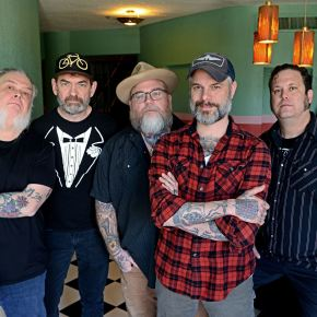 NEWS: Lucero Announce New Album and Share TwoSongs