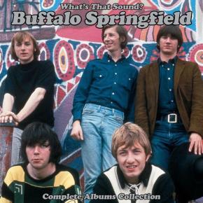 REISSUE NEWS: Rhino announce remastered Buffalo Springfield boxset