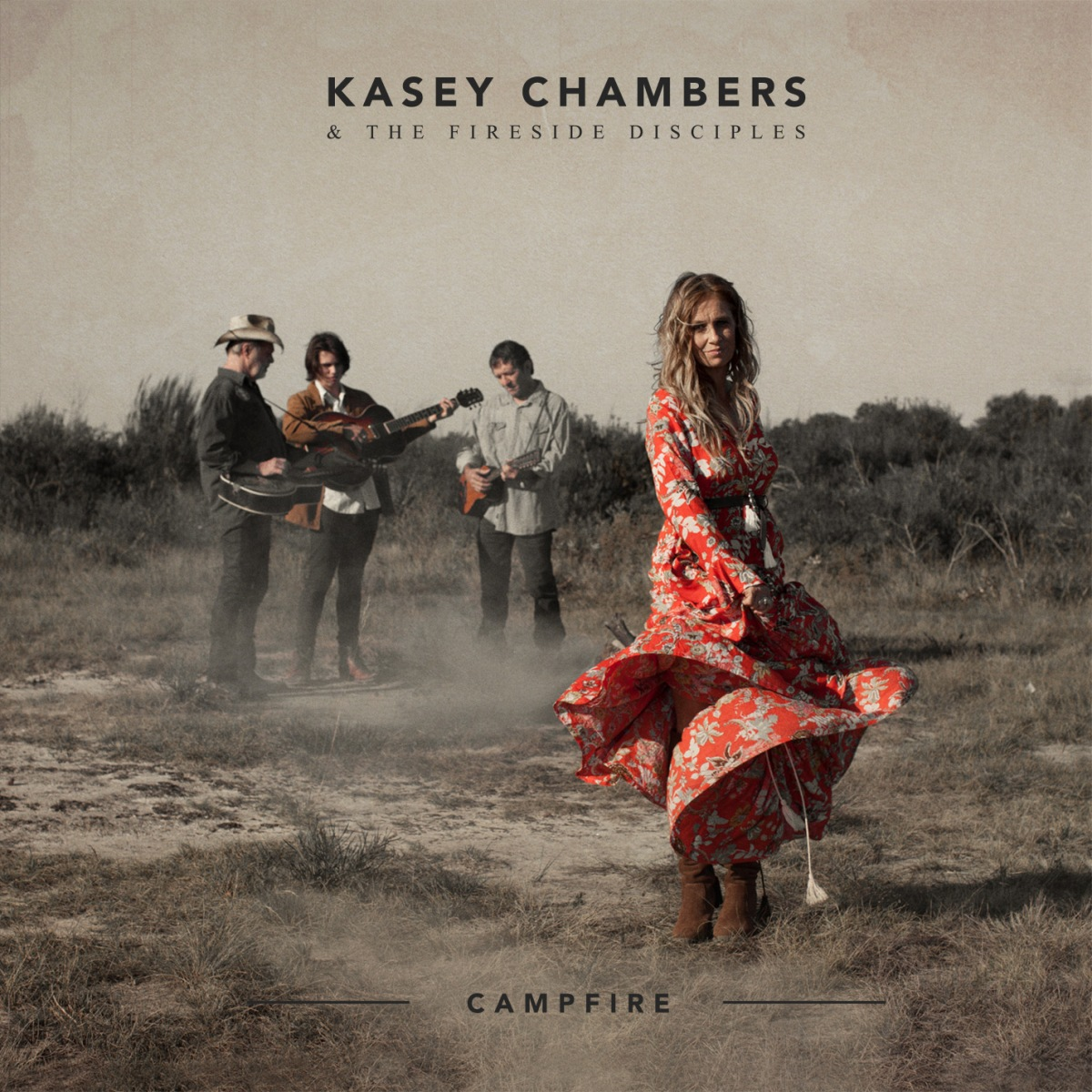 ALBUM REVIEW: Kasey Chambers & The Fireside Disciples – Campfire