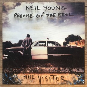 ALBUM REVIEW: Neil Young + Promise Of The Real – The Visitor