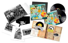 REISSUE NEWS: The Band's 'Music From The Pink' gets a 50th anniversary reissue