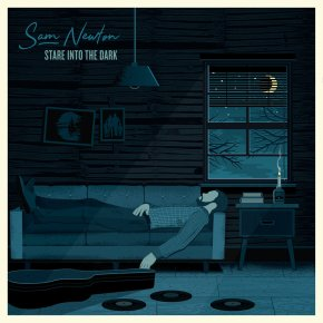 ALBUM REVIEW: Sam Newton – Stare Into The Dark