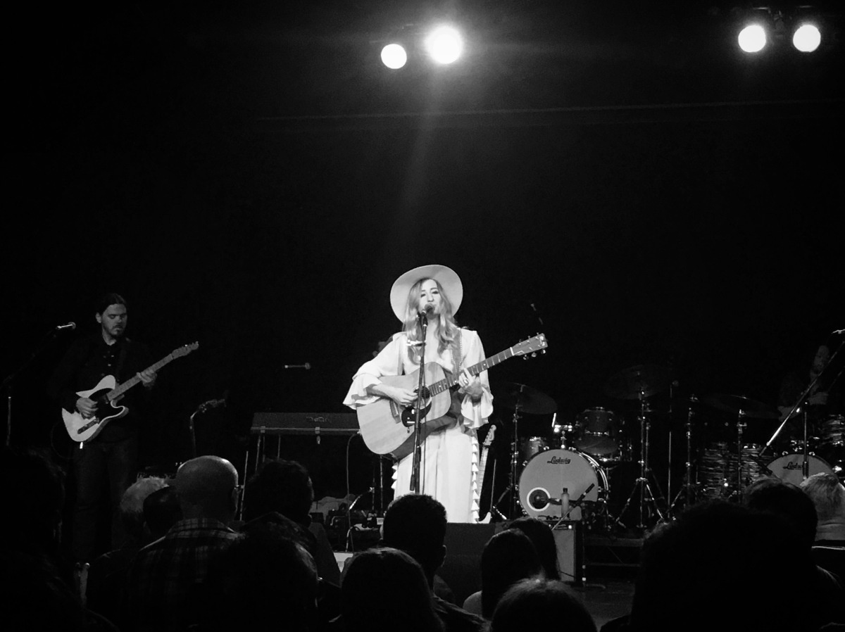 LIVE REVIEW: Margo Price, Courtney Marie Andrews, Sydney