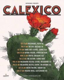 Calexico 2019