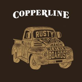 ALBUM REVIEW: Copperline – Rusty Fords And Weatherboards