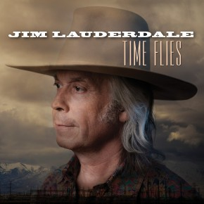 ALBUM REVIEW: Jim Lauderdale – Time Flies