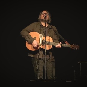 LIVE REVIEW: Jeff Tweedy @ Metro Theatre, Sydney