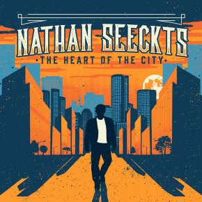 ALBUM REVIEW: Nathan Seeckts – The Heart Of The City
