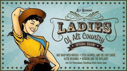 ladies of alt country