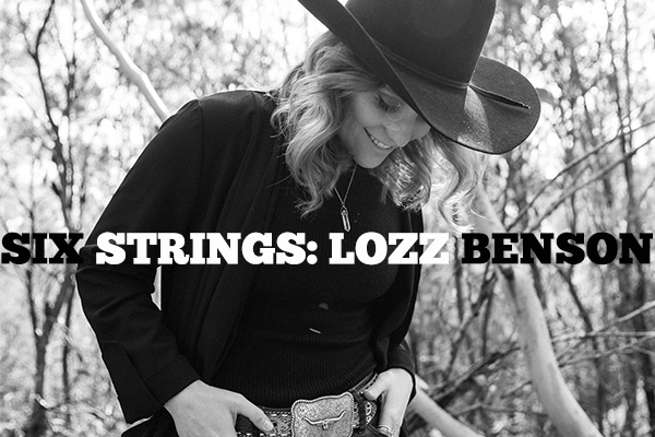 SIX STRINGS LOZZ BENSON