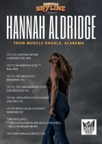 Hannah Aldridge 2019