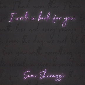 VIDEO PREMIERE: Sam Shinazzi – I Wrote A Book For You