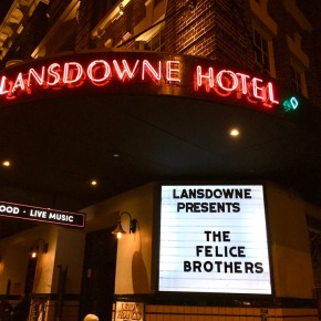 LIVE REVIEW: The Felice Brothers @ The Lansdowne, Sydney