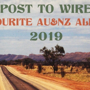 FAVOURITE AU/NZ ALBUMS OF 2019