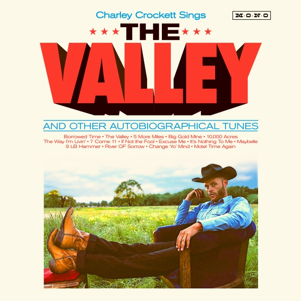 Charley Crockett - The Valley COVER 3600x3600