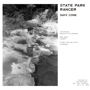 NEW MUSIC: State Park Ranger – Mountain Kin / Anodyne