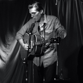 Justin Townes Earle (1982 –2020)