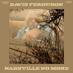 NEWS: David Ferguson steps out of the producer chair for his soloLP
