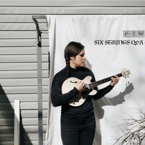 SIX STRINGS Q&A – T.Wilds